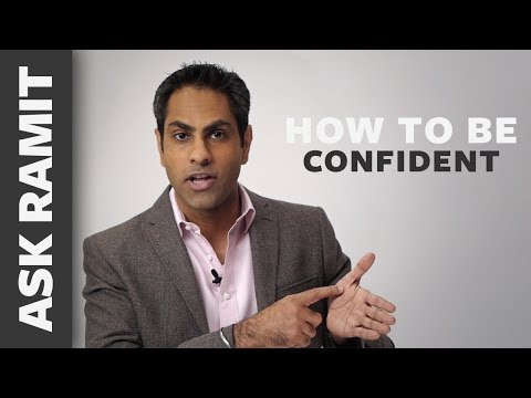 How to Be Confident with Ramit Sethi