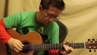 White Christmas (acoustic guitar solo)