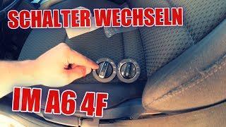 A6 Allroad - Lichtschaltertausch und Auszug :D ... | ItsMarvin