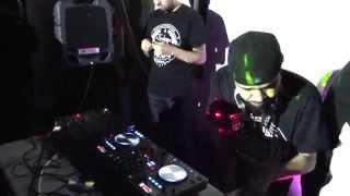 Скачать DJ SFX Techno Bastards No 2 México D F 07 11 2014