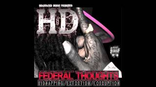 HD [Bearfaced] ft. Molly Wood, Lil Rod, Thrillife & Phishcale - Birds N Da Kitchen [NEW 2013]