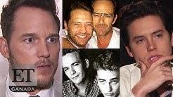 Jason Priestley, Cole Sprouse, Chris Pratt React To Luke Perry