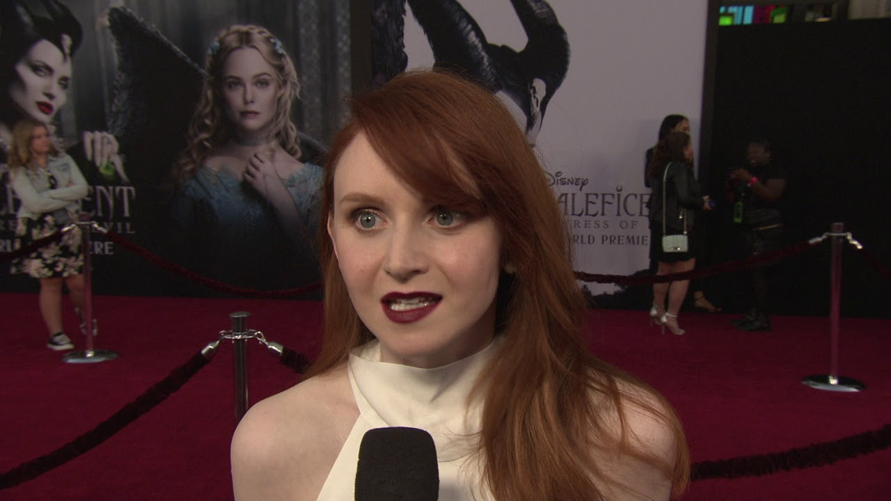 Maleficent Mistress Of Evil Los Angeles World Premiere Itw Jenn Murray Official Video