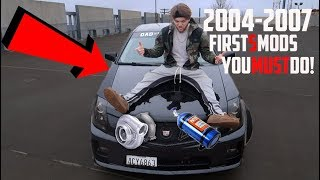 First 5 Modifications You MUST DO on a V1 2004-2007 CTS-V!