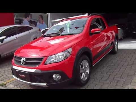 Volkswagen Saveiro Cross Cab.Estendida 1.6 8v (Totalflex)  2011