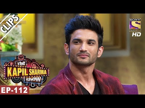 Kapil Sharma Welcomes Sushant Singh Rajput & Kriti Sanon - The Kapil Sharma Show - 10th Jun, 2017