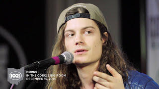 BØRNS Chats about Singing as Defense Mechanism and High School Choir