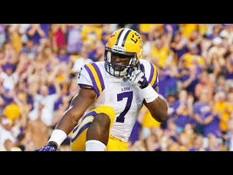 Leonard Fournette Donald Trump Ultimate Highlight   Heisman Hopeful