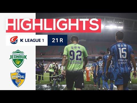 Jeonbuk Ulsan Hyundai Goals And Highlights