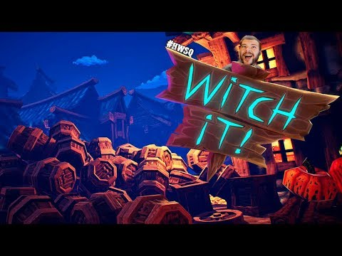 HOWAIZEN SQUAD 🤙 013 • DAS ist SO mies! • Let's Play WITCH IT [003]