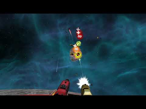 Asteroid Shooter – VR Game2020 ( Oculus Rift ) Made With Unity