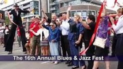 Southside Shuffle 2016 Blues & Jazz Fest