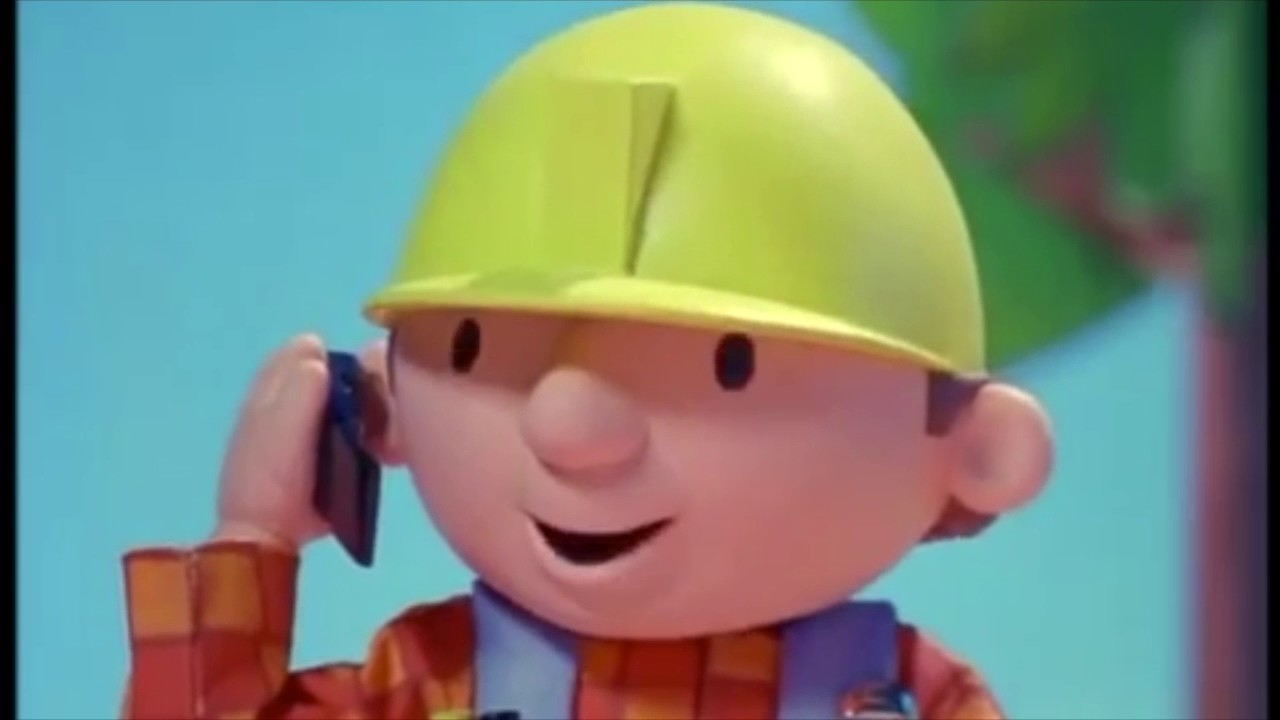 Trump calls Bob the Builder about the wall - YouTube