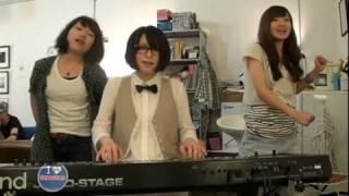 http://www.goosehouse.jp/ ボーカル/キーボード:神田莉緒香 コーラス...
