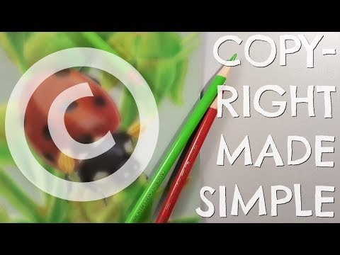 Copyright Basics For Artists | Art Advice