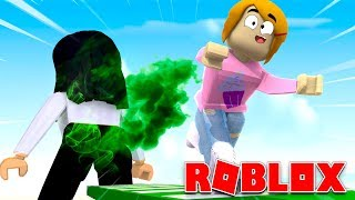 Roblox Mega Fart Obby With Molly!