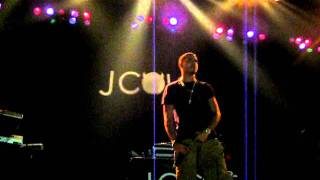 J. Cole- Rise and Shine/Mr. Nice Watch live at the Tabernacle 10/2/11