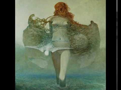 Zdzisław Beksiński   Morbid  Dystopian Surrealism