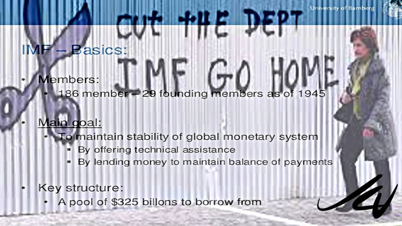 United Nations, IMF, NATO and World Bank - The Evil 4 of our World - YouTube