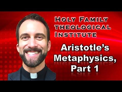 """""""Aristotle's Metaphysics, Part 1"""" – Ancient Philosophy, Video 23"""
