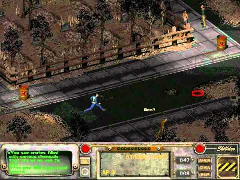 Fallout 2: Restoration [Longplay] - The Legend of Alf, part I