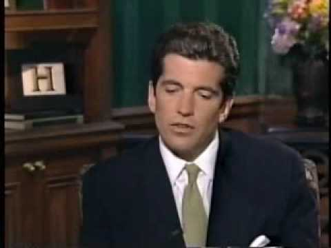 History Channel Presents: Interview with JFK Jr Part 1