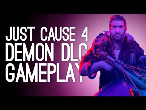 Just Cause 4 DLC Los Demonios Gameplay: Let's Play Just Cause 4 DLC