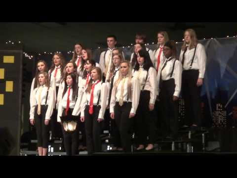 Blair Oaks High School Select Choir - 3/2/2015