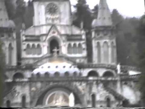 Trip to Lourdes, France 1992