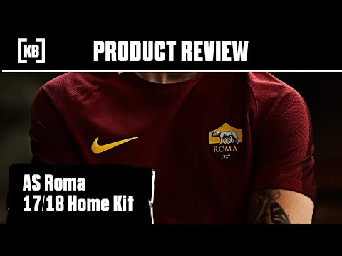 a.s. roma jersey