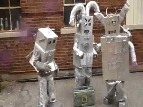 Robot Movie - Okemos