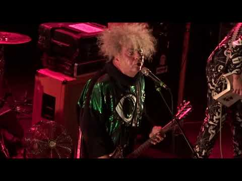 The Melvins - Let It All Be - Paris Alhambra 02 oct 2018