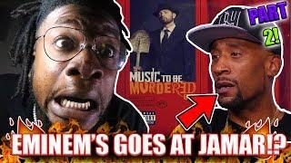 "Eminem Goes At Lord Jamar !? | Eminem - I Will ft KXNG CROOKED, Royce Da 5'9"" & Joell Ortiz"