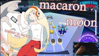 Roblox Robeats - Macaron moon (Hard) No Miss/FC Rank A+