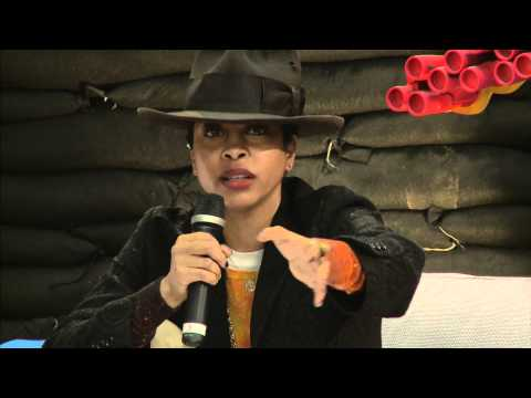 Erykah Badu talks on J Dilla - Red Bull Music Academy lecture series