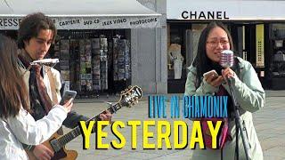 Yesterday - Live in Chamonix-Mont Blanc - Federico Borluzzi & Chen Liu