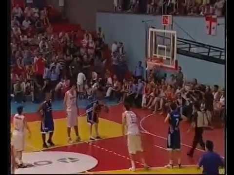 Georgian Basketball  Nikoloz Films  2006