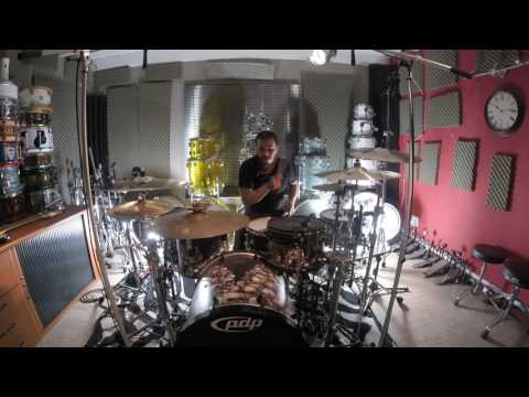 Jason Oosthuizen - Fall Out Boy - Beat It - Drum Cover