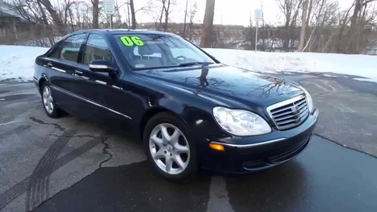 2006 mercedes benz s500 sold youtube. Black Bedroom Furniture Sets. Home Design Ideas