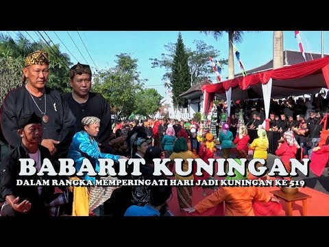 BABARIT KUNINGAN 2017