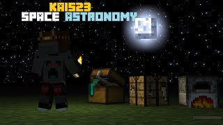 Minecraft Space Astronomy #3 - Iron Upgrades