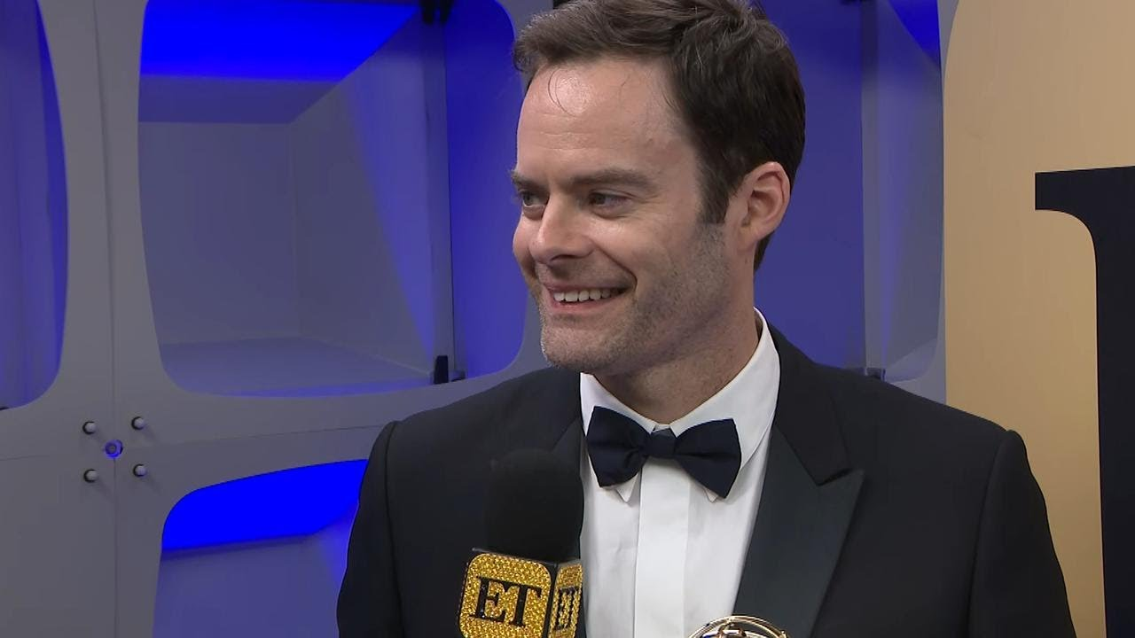 Actor Porno Gay Chris Hader how bill hader plans to celebrate his emmy win for 'barry' (backstage  interview)