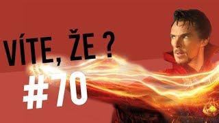 #70 ● VÍTE, ŽE...?