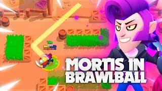 Mortis in Brawl Ball