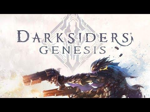 Darksiders Genesis E3 4K Gameplay  Full HD