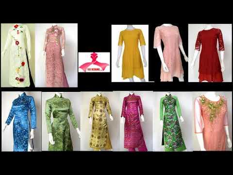 Ao Dai Viet Nam 195Designs.com