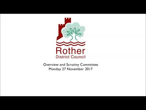 Overview and Scrutiny Committee 27 November 2017