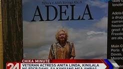 24 Oras: Veteran actress Anita Linda, kinilala ng FDCP dahil sa kanyang mga ambag sa...