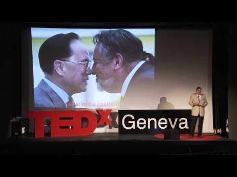 L'audace de l'humanisme | Claude Béglé | TEDxGeneva