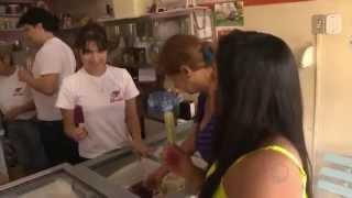 Picolé do Amado na TV Globo Integração - MGTV
